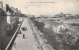 ¤¤  -   SAINT-MALO   -  La Promenade Sur Les Remparts  -  ¤¤ - Saint Malo