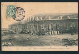 HARFLEUR - Ateliers SCHNEIDER En Construction Au Polygone - Harfleur