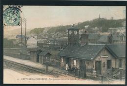 LE HAVRE - GRAVILLE SAINTE HONORINE - Vue Panoramique Et La Gare - Graville