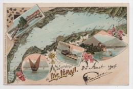 SUISSE - Souvenir Du Lac Léman - Suisse