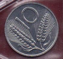 ITALIA REPUBBLICA - 1991 Lire 10 FDC Da Zecca - 1946-… : Repubblica