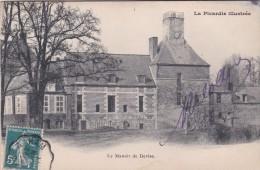 LE MANOIR DE DEVISE CIRCULE EN 1904 ACHAT IMMEDIAT - Autres Communes