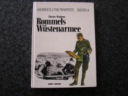 ROMMELS WÜSTENARMEE Windrow Armeen Und Waffen Guerre 40 45 German Germany Afrika Korps Afrique Africa Corps Armée Rommel - Books, Magazines, Comics