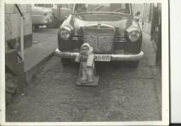 ALTE AUTO   --  MERCEDES  --  PHOTO   12  Cm X 9 Cm - Cars