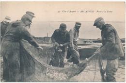 ARCACHON - Pêche à La Senne - Arcachon