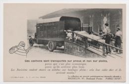 PUBLICITE - MICHELIN - Publicidad