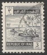 Iraq. 1963 Definitives.  3f Used. SG 622 - Iraq