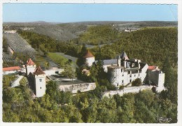 82 - Le Château De Cornusson Prés De Caylus - Caylus