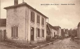 70/ Mollans - Bureau De Poste - Carte écrite D´octobre 1917 L - France