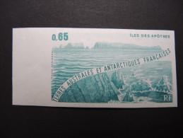 FRANCE - Essai De Couleur Non Dentelé Et Luxe - Détaillons Collection - A Voir - Lot N° 11892 - Ensayos