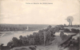 Jons Canton Meyzieu Moulin éolienne - Autres Communes