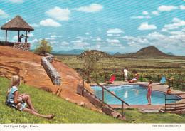 Africa--Kenia--Voi Safari Lodge--Tsavo National Park- - Kenia