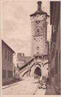 Germany Rothenburg o d Tauber Klingentor Mitteilungen