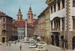 Eslovenia--Ljubljana--Mestni Trg-- - Eslovenia