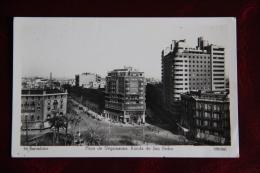 BARCELONA - Plaza De Urquinanoa, Ronda De San PEDRO - Barcelona