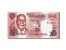 Botswana, 20 Pula, KM:21a, Non Daté, NEUF - Botswana