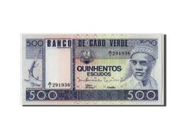 Cap Vert, 500 Escudos, 1977, 1977-01-20, KM:55a, NEUF - Cap Verde