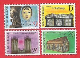 816 ~~ 1988 - BELGIQUE  N°  2298 /01**  Neufs - Belgique