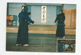 G-I-E , Cp , Sports , Arts Martiaux , KENDO , Typical Martial Arts Of JAPAN , Japon , écrite - Martiaux
