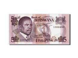 Botswana, 5 Pula, KM:8a, Non Daté, NEUF - Botswana