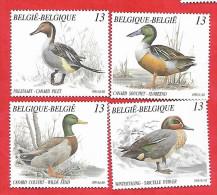 825 ~~ 1989 - BELGIQUE  N°  2332/ 35**  Neufs - Belgique