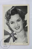 Old Theme Cinema/ Movie Image - Spanish Magazine Advertising  - Actress: Debbie Reynolds - Documentos Antiguos