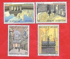 831 ~~ 1996 - BELGIQUE  N°  2642 / 45**  Neufs - Belgique
