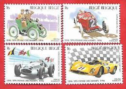 833 ~~ 1996 - BELGIQUE  N°  2649 / 52**  Neufs - Belgique