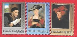 834 ~~ 1996 - BELGIQUE  N°  2655 / 57**  Neufs - Belgique