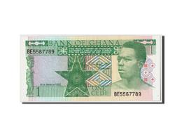 Ghana, 1 Cedi, 1982, 1982-03-06, KM:17b, NEUF - Ghana