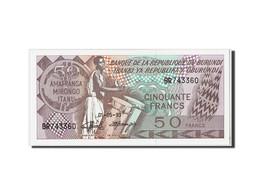 Burundi, 50 Francs, 1993, KM:28c, 1993-05-01, NEUF - Burundi