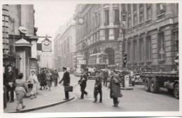 London - King William Street - Private Photo 1961 - Sonstige