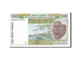 West African States, Côte D'Ivoire, 500 Francs, 1991-1992, 1998, KM:110Ai, NEUF - West-Afrikaanse Staten