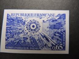 FRANCE - Essai De Couleur Non Dentelé Et Luxe - Détaillons Collection - A Voir - Lot N° 12010 - Prove