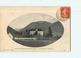 SAINT MARTIN De La CLUZE - Château De PAQUIER - 2 Scans - Sin Clasificación