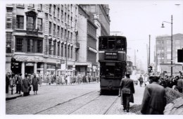 London ?  - Street View ( Anderson Cross ) - Private Photo - Card 1961 - Ohne Zuordnung