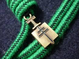 FOURRAGERE  MEDAILLE CROIX COMPAGNON DE LA LIBERATION - Uniforms
