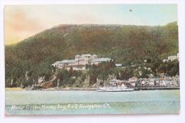 Manor Richlieu, Murray Bay, R&O Navigation Co., Quebec - Quebec