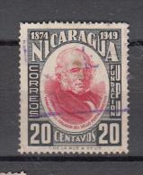 Nicaragua 1950 Mi Nr 1010 Rowland Hill UPU - Nicaragua