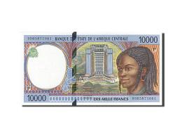 Billet, États De L'Afrique Centrale, 10,000 Francs, 1993-1994, 1999, KM:605Pe - Chad