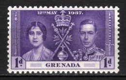 GRENADA - 1937 Scott# 128 * - Grenada (...-1974)