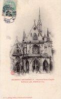 B21585 Bourbon L'Archambault  Ancienne Sainrte Chapelle - France