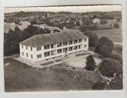CPSM LE PRELOT (Haute Saone) - En Avion Au-dessus De....la Colonie De Vacances Du Crédit Lyonnais - Sonstige Gemeinden