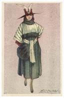 ILUSTRATEURS - MAUZAN, L.A ( Nº 2538/ 72-4) Carte Postale - Mauzan, L.A.