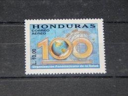 Honduras - 2002 Pan American Health Organization MNH__(TH-3786) - Honduras