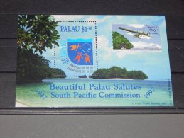 Palau - 1997 South Pacific Commission Block MNH__(TH-11818) - Palau