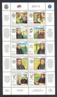 Venezuela - 1998 Christian Mission In Venezuela Kleinbogen MNH__(THB-600) - Venezuela