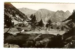 CPMPF134 N EdYan - Cauterets - Le Lac De Gaube Et Le Vignemale - Cauterets