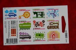 Denk Groen Doe Groen; NVPH V2732-2741 2732 ; 2010 POSTFRIS / MNH ** NEDERLAND / NIEDERLANDE / NETHERLANDS - 1980-... (Beatrix)