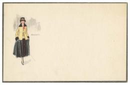 ILUSTRATEURS - MAUZAN, L.A (Ed.Dell'Anna & Gasparini Nº 201 M.T.-1) Carte Postale - Mauzan, L.A.